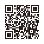 ウェブ予約サイトのQRコード